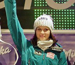 Anna Fenninger Coppa del Mondo