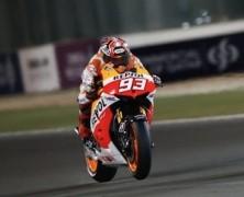 Moto Gp spettacolo in Qatar