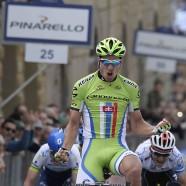Tirreno-Adriatico: Favoloso acuto di Sagan