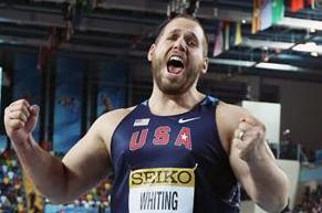 Ryan Whiting atletica
