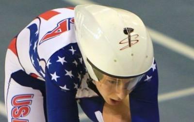 Sarah Hammer ciclismo pista