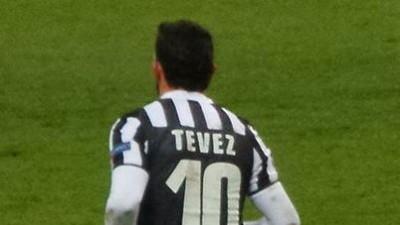 Carlos Tevez ok