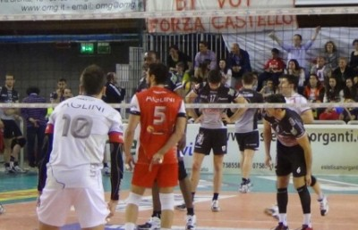 Castello eliminato dai play off