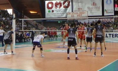 Copra Elior Piacenza quarti play off