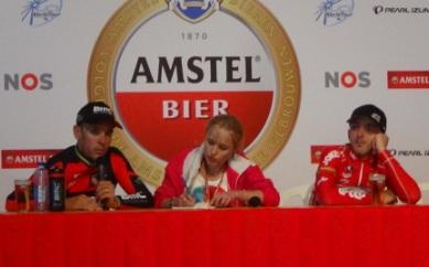 Gilbert e Vanendert Amstel Gold Race