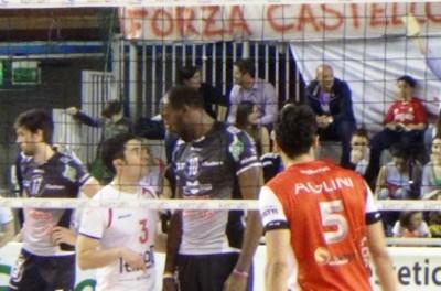 Piacenza vince a Castello