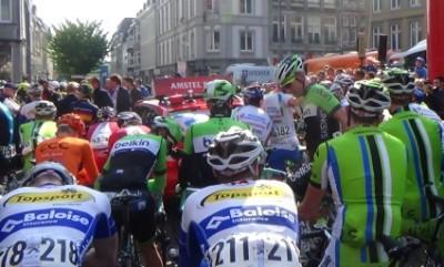 partenza gare ciclismo