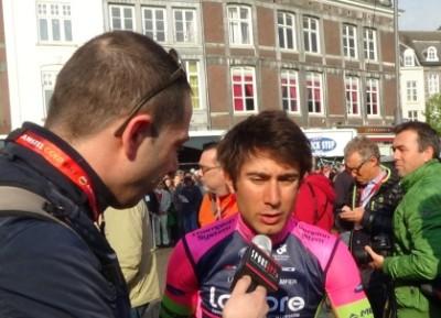 Diego Ulissi al microfono di Sportapp.it