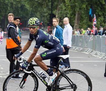 Nairo Quintana Giro d'Italia