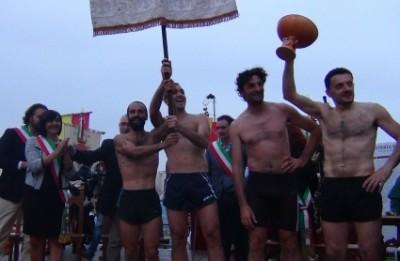 Innocenti vince il Palio della Vittoria 2013