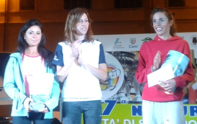Notturna 2014 podio donne sportapp