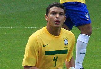 Thiago Silva Brasile