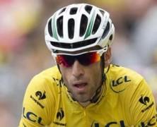 Nibali in giallo sui Campi Elisi: Il sogno è diventato realtà