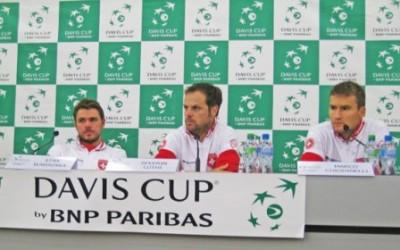 Conferenza stampa Svizzera. Foto di Paolo Rossi