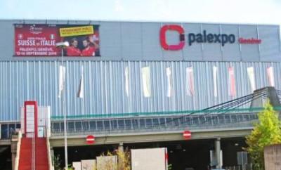 Palexpo Ginevra Coppa Davis