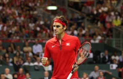 Roger Federer Foto di Brigitte Grassotti