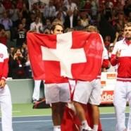 La Svizzera batte l'Italia e vola in finale di Coppa Davis