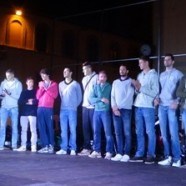 Presentazione a Sansepolcro di Altotevere Pallavolo: Le interviste video