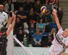 Altotevere Pallavolo ko con Ravenna nell'esordio casalingo in campionato