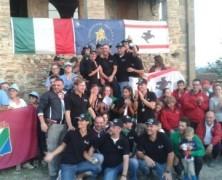La Lombardia ha vinto la Coppa delle Regioni di Endurance