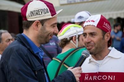 L'Intrepida 2014 intervista a Simoni, foto Luigi Burroni