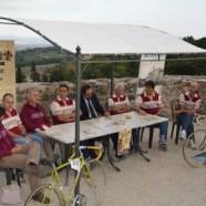 Tanti campioni del ciclismo al via de L'Intrepida 2014