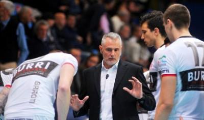 Coach Montagnani, foto Cirinei