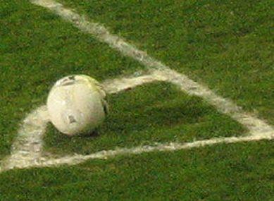 calcio d'angolo calcio
