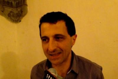 Luca Giorni, vincitore del premio Anima