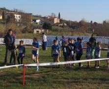 Buoni risultati per i giovani dell'Atletica Avis alla Befana Campestre