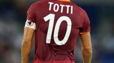 Tributo a Francesco Totti