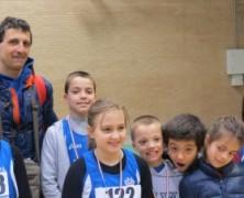 I risultati conquistati dai giovani dell'Atletica Avis a Montalto e Narni