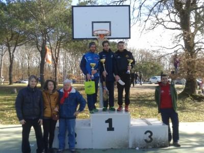 corsa campestre Anghiari podio, foto 2