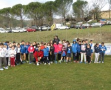 I risultati dei giovani dell'Atletica Avis Sansepolcro all'Eco-Corsa di Montedoglio