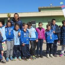 Atletica Avis Sansepolcro sugli scudi al Campionato Italiano di Corsa Campestre