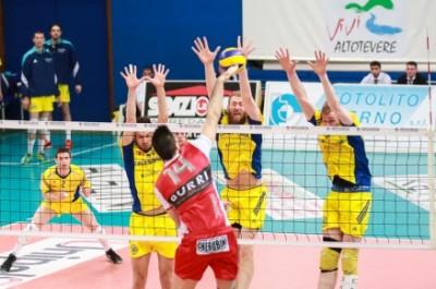 Altotevere - Verona 1-3, foto ufficio stampa