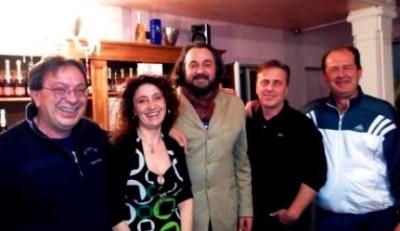 Il sindaco La Ferla con i 4 presidenti x sportapp.it