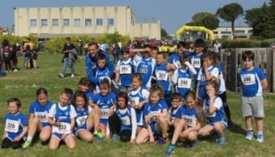 foto Sett. Giov. Atletica Avis Sansepolcro 14.4.15