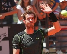 Quando a vincere è lo stress: Serena Williams e Andy Murray salutano Roma