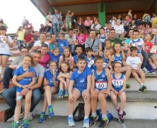 Giovani Atletica Avis Sansepolcro: I risultati delle Esordiadi e il sogno Golden Gala