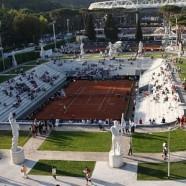 Roma Caput Mundi del tennis