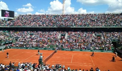Roland Garros 2015, Foto Paolo Rossi 1