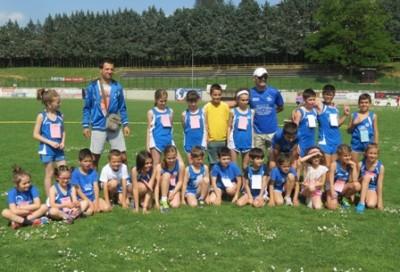 giovani Atletica Avis a Bibbiena