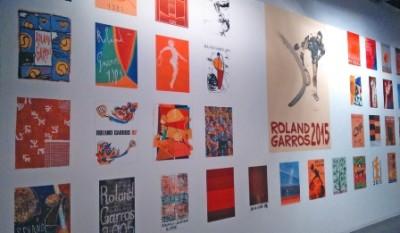 Affiche Roland Garros 2015 foto 1, Paolo Rossi