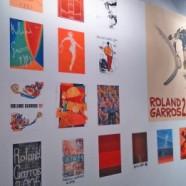 L'Affiche del Roland Garros 2015: L'estetica Zen