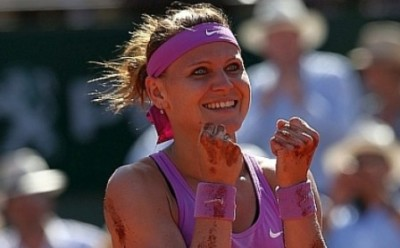 Safarova Roland Garros 2015, foto Patrick Boren