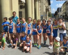 L'intenso weekend dei giovani dell'Atletica Avis Sansepolcro e il sogno Golden Gala