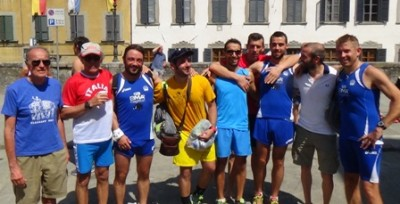 Atletica Avis Sansepolcro al Trofeo Fratres di Anghiari