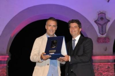 Gabriel Omar Batistuta Premio Fair Play 2015