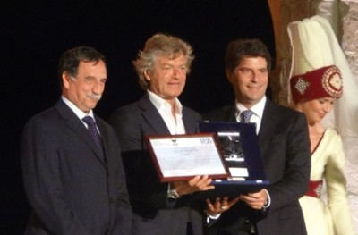 Giancarlo Antognoni Premio Fair Play 2015